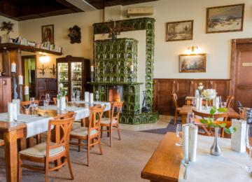 Od 25.5.2020 vnitřní prostory restaurace znovu otevřeny. Těšíme se na Vaši návštěvu